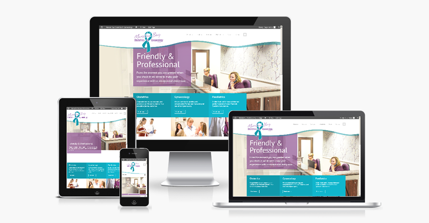 New Moreton Bay Obstetrics & Gynaecology Website